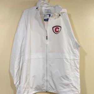 Carthage College Windbreaker/Rain Jacket Men's 2XL